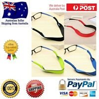 Spectacle Glasses Sunglasses Neoprene Stretchy Sports Band Strap Cord Holder new
