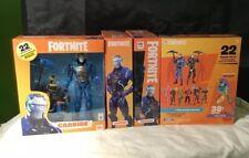 "McFarlane Toys  FORTNITE  EPIC games   CARBIDE   7"" Action figure  MIP!"