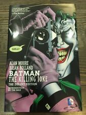 The Killing Joke by Brian Bolland and Alan Moore - Deluxe Edition Hardcover