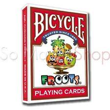 New Bicycle Froots Playing Cards – Jeu cartes - Gioco di carte - Juego de cartas