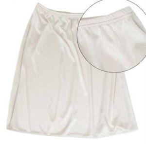 Women Intimate Half Slip Lady Underskirt Petticoat Half Slips For Lady Dress New