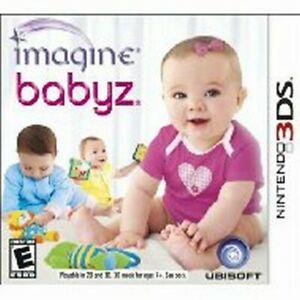 Nintendo 3DS Imagine Babyz BRAND NEW!