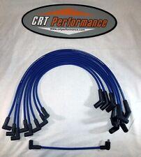 FORD MUSTANG + BRONCO 1983-1993 5.0L/302, 5.8L/351W Hi-Per Blue Spark Plug Wires