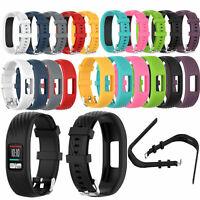 Ersatzband Sport Armband Strap für Garmin VivoFit 4 Fitnesstracker Sportarmband