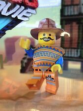Lego THE LEGO MOVIE Limted Edition EMMET WESTERN POLYBAG UK