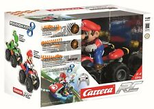 Carrera R/c 864745 - Mario Kart 8 Quad Veicolo radiocomandato (u42)
