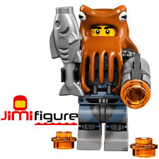 NEW LEGO Minifigures Shark Army Octopus The Ninjago Movie 71019 Genuine Sealed