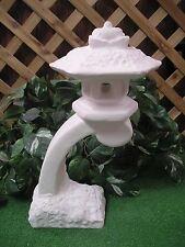 Arched Oriental Pagoda Lantern Latex Fiberglass Production Mold Concrete Plaster