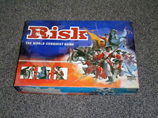 RISK - THE WORLD CONQUEST GAME - 2004 CAVALRY EDITION - IN VGC (FREE UK P&P)