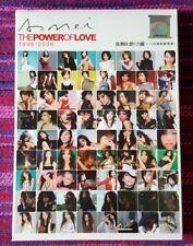 A-Mei ( 張惠妹 ) ~ 張惠妹 愛的力量 10年情歌最精選 ( Malaysia Press ) Cd