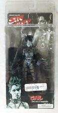 """New Sin City Neca 2005 Gail Black & White Variant 7"""" Figure Frank Miller! s14"""