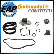 For S60 V70 XC70 XC90 2.3L 2.5L Timing Serpentine Belt Water Pump Kit w/Seals