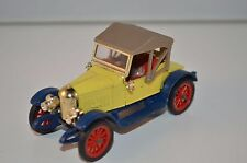 Dinky Toys 476 Morris Oxford 1913  Bullnose very near mint original condition