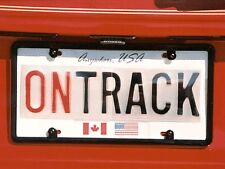 ONTRACK IR Invisi-Plate License Plate Cover – Photo Radar Protection