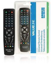 TELECOMMANDE UNIVERSELLE 10 EN 1 DE QUALITÉ TV MAGNETOSCOPE SATELLITE DVD ...