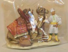 1994 First Edition Goebel Olszewski Miniature Camel Tender 409-P New in Box