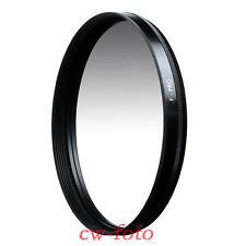 B+W Grauverlauffilter 702 Grau Verlaufsfilter 25% +2 Blenden MRC-Vergütung 77 mm