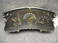 1995-1999 Lumina Monte Carlo Auto Instrument Cluster Gauges Floor Shift 28629