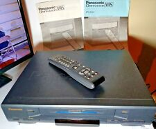 Panasonic VCR Omnivision VHS PV-2301 Remote Control Owners Manual  Tested Works