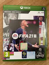 FIFA 21 für XBOX ONE mit kostenlosem Upgrade für Series S und X; EU-Version