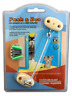 Peek a Boo Pet Latch - Keep Your Dog Out of the Kitty Litter