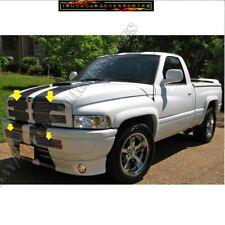 For Dodge Ram Pickup 94 95 96 97 98 99 2000 2001 Billet Grille Combo Inserts