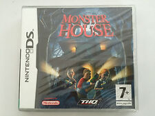 Monster House Para Nintendo Ds, Dsi & 2ds (nuevo Y Sellado)