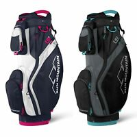 Sun Mountain LS1 Ladies Cart Golf Trolley Bag 15 Way Full Length Dividers