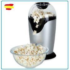 Palomitero Maquina de hacer palomitas de maiz sin aceite aparato electrico 1200