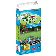 Cuxin Mikrorasen-Dünger 20 kg Rasendünger gegen Moos Minigran Granulat