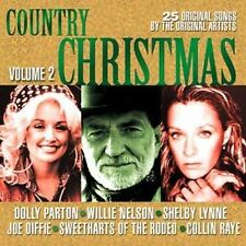 Country Christmas, Vol. 2 [Collectables] by Various Artists (CD, Mar-2006,...