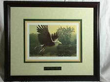 """Chris White """"Achieving The Goal"""" Signed Numbered Print #737/1500 With COA"""