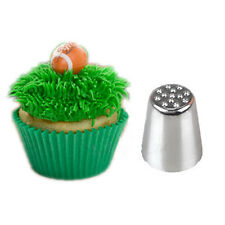 Grass Hair Icing Piping Nozzle Cake Cupcake Decorating Tip Tools RD