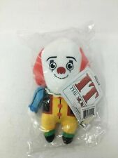 """Kidrobot, Pennywise The Clown, Classic Phunny 8"""" in.  Plush Figurine"""