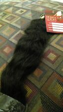 """Perfect Locks 2 Bundle curly  u tip hair extensions 18"""" natural color Remy Human"""