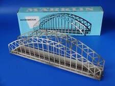 MARKLIN H0 - 7163 - ARCHED BRIDGE - M Track (17)/ BOX - EXC