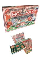 Monopoly Board Game - Liverpool FC Edition - Boxed And 100% Complete
