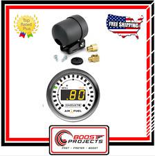 Innovate Digital MTX-L Plus Air / Fuel Ratio Gauge Kit & Autometer Gauge Pod