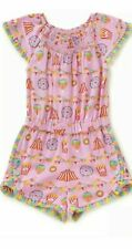 Matilda Jane size 4 Girls Carnival Fun Romper Not Pink