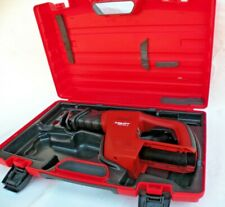 Hilti Wsr 650 A 24v Cordless Reciprocating Saw Tool Only With Case Mint