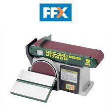 Record Power RPTBDS150 150mm Belt Disc Sander 6in x 4in