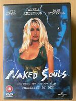 Naked Souls DVD 1995 Erotic Thriller / Sex Drama w/ Nude Pamela Anderson
