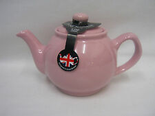 New Price And Kensington Small Pot Teapot 2 Cup 0056.774 Pastel Pink