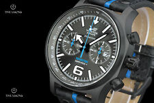 Vostok-Europe Expedition North Pole LE Quartz Chronograph Strap Watch - 5954198