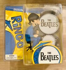 The Beatles Ringo Starr Saturday Morning Cartoon 2004 McFarlane Toys Figure