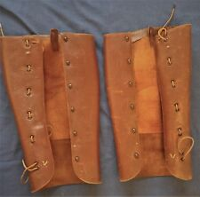 Vintage Leather geithers in VGC