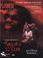 A Raisin in the Sun (DVD) from Lorraine Hansberry, Danny Glover, Ester Rolle