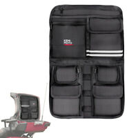 Tour Pak Pack Lid Organizer Bag Pouch for Touring Ultra Classic King Chopped