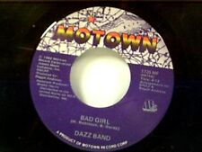 "DAZZ BAND ""BAD GIRL / SWOOP (I'M YOURS)"" 45 MINT"
