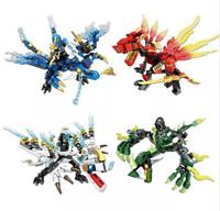 Sembo Blocksteine Dragon Gundam Figur Spielzeug Modell Geschenk Sammeln Toy Gift
